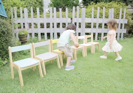 プログラミング、ガチャガチャマシーンとかわいい家具も!【ママのサマフェス】