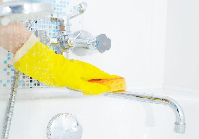 これだけやればプロの仕上がり。お風呂掃除を素早くきれいにする、3つのワザ