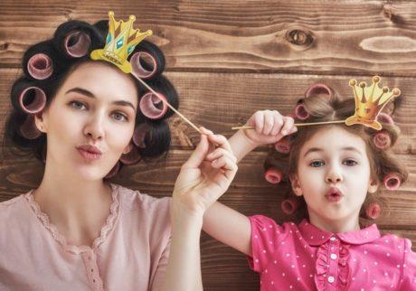ハンドクリームで代用するのも手。親子で使えるヘアスタイリング・アイテム