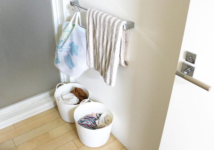 洗濯物、仕分けるのをやめてみた!【ずぼらママの「ムダ家事、やめてみた」】