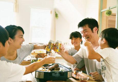 忙しいパパも楽しめる! おうち「昼」焼肉の1日
