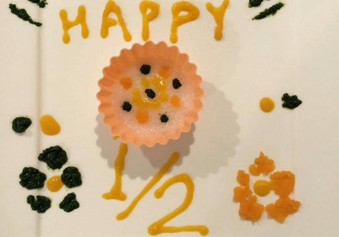 【チュートリアル福田の育児エッセイ・11】離乳食はじめました。が、食べません