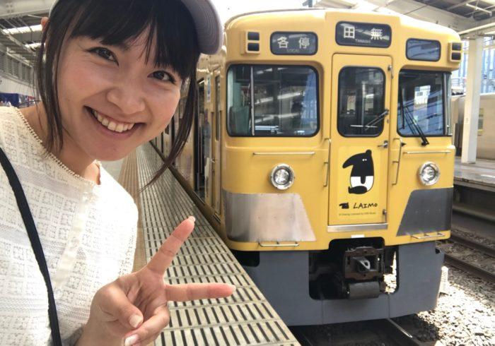 ガンダムのメロディが流れる上井草駅と、ホビーセンターKATO【ママ鉄・豊岡真澄の親子でおでかけ】