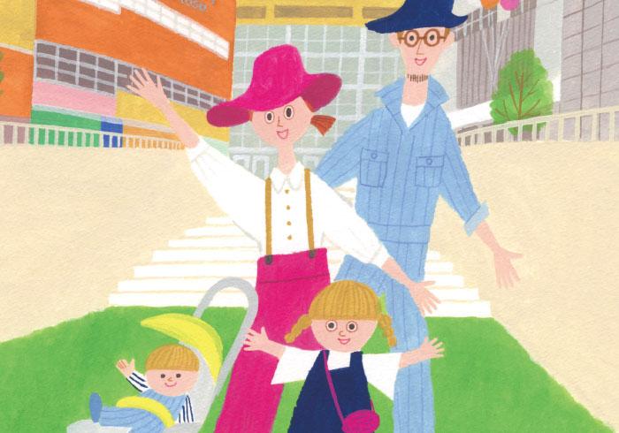 今週末は家族で豊洲へ。Hanakoママフェスティバル、開催!