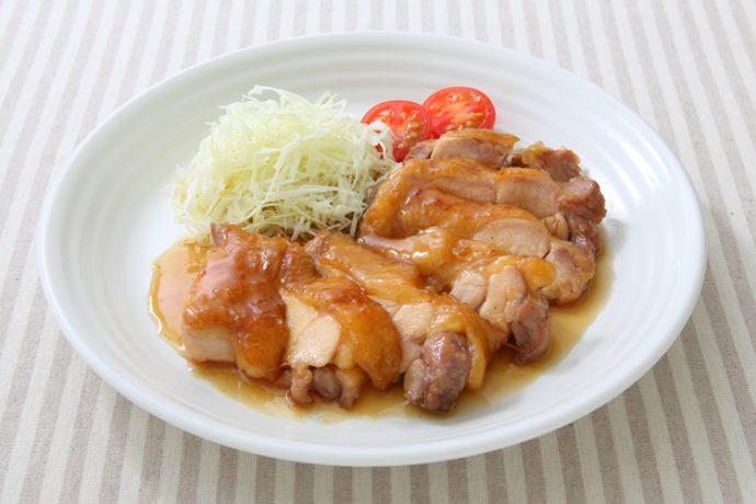 ミツカン鶏の甘酢照り焼き_r