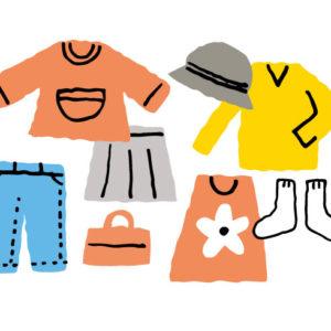 <span>3・4・5 歳向け</span> 服ってどのくらいあればいい? プロがお答え、子どもの服のお悩みQ&A