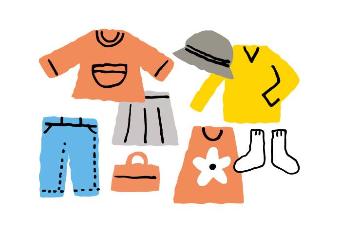 服ってどのくらいあればいい? プロがお答え、子どもの服のお悩みQ&A
