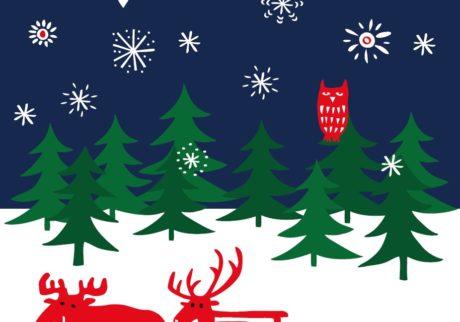 クリスマスに向け、松屋銀座の8階が北欧一色に! 3つの展示販売会がスタート!