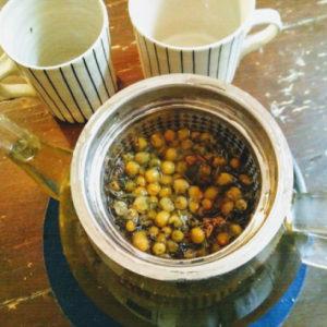 風邪はもちろん、体を整えるのに重宝する、フェンネル茶の作り方