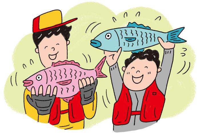 パパが初心者だって大丈夫。親子で釣りに行くための準備と実践のポイント