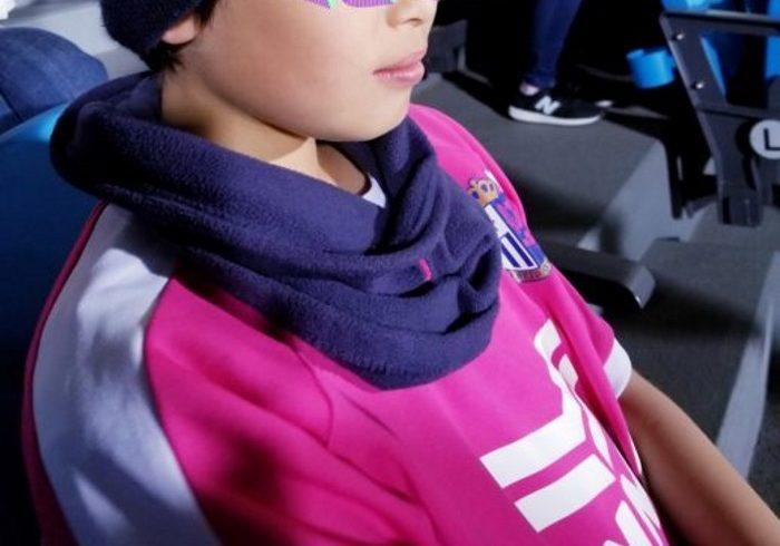 かわいくてあったか……冬のサッカー観戦、気になる服装は?【親子でハマったJリーグ】