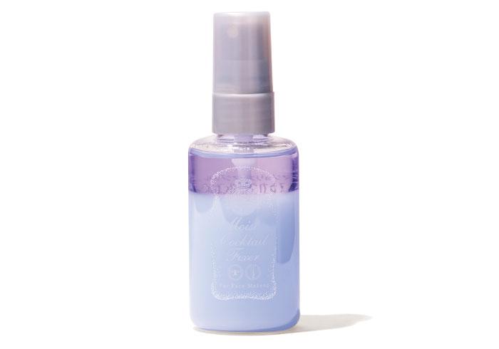 メイクをピタリと密着させ、花粉や皮脂、乾燥から肌を守る化粧上地ミスト【今月の気になるコスメニュース】