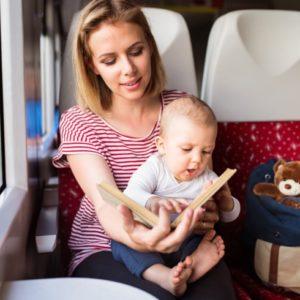 新幹線の「ファミリー車両」でママも子どももハッピー! 旅行や帰省におすすめの子連れ専用車両