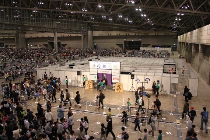 将棋日本シリーズこども大会8