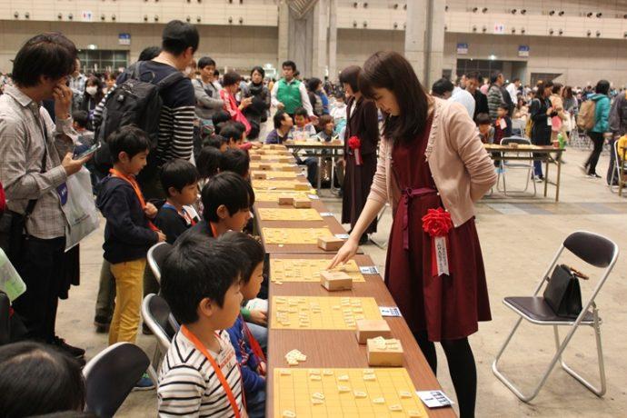 将棋日本シリーズこども大会9