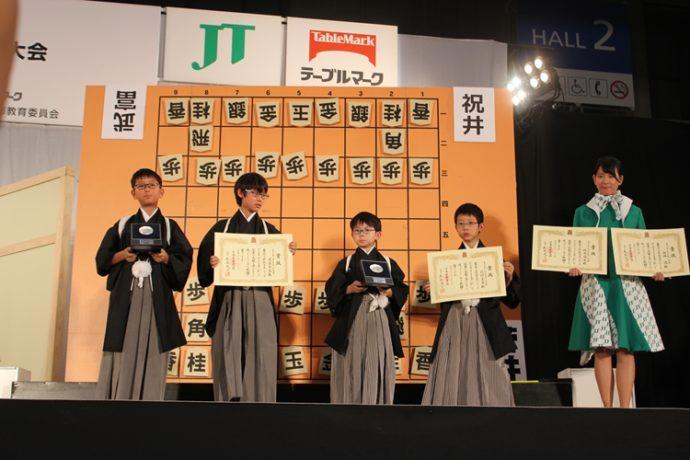 将棋日本シリーズこども大会14