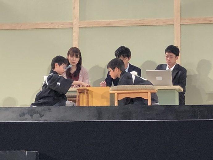 将棋日本シリーズこども大会22