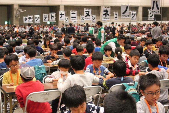 将棋日本シリーズこども大会1