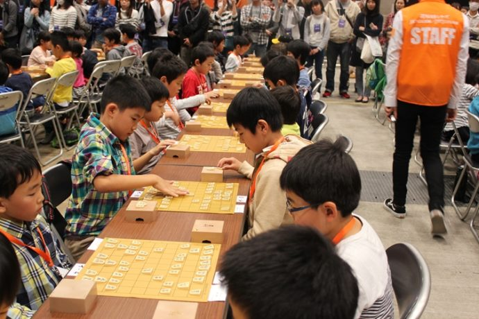 将棋日本シリーズこども大会4