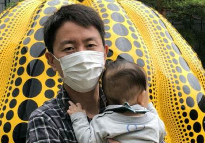 【チュートリアル福田の育児エッセイ・19】顔にブツブツがわーって出てきて。これは、めちゃくちゃ驚きました