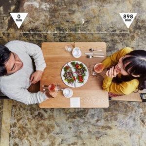 <span>おでかけレポート</span> 【Rethink 夫婦の時間】夫婦のためのレストラン「TABLE898」が、いい夫婦の日より期間限定オープン!