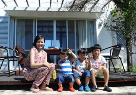 好きなことを仕事にしていく、3人の男の子ママ。セレクトショップオーナー・ヘアメイク櫻井理恵さんの子育て