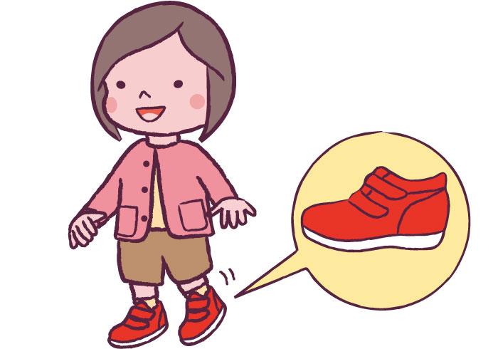 合わない靴は足トラブルの元。我が子に合う靴をえらぶ3つのポイント