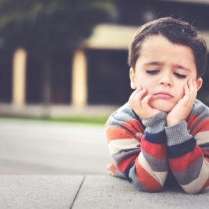<span>ママのためのカウンセリングルーム・68</span> 下の子が生まれてから、3歳のお兄ちゃんが指しゃぶりをするように。どうしたらいい?