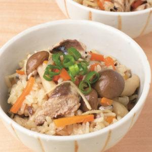 缶を開けて、まぜて炊くだけ! 「さばごぼう炊きこみご飯」レシピ【サバ缶レシピ】