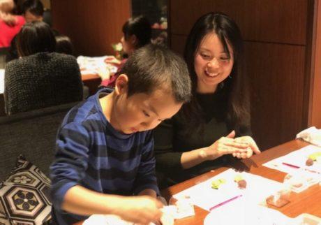 和菓子作りと金箔エステを体験! 親子で、情緒あふれる金沢の旅【前編】