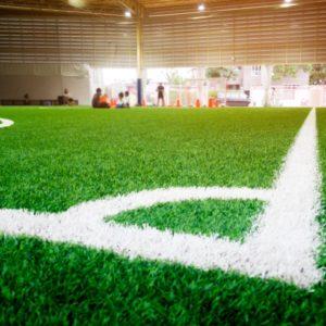 <span>サッカー親子応援記</span> Jリーグ開幕1か月前、選手たちがしているコトに注目!【親子でハマったJリーグ】