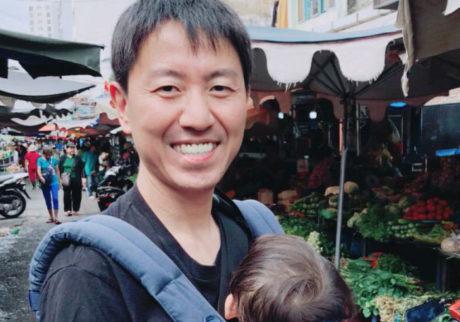 【チュートリアル福田の育児エッセイ・21】息子は「いないいないばあっ!」、僕は「オトッペ」に夢中!