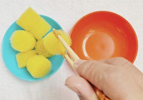 写真で解説。お箸の持ち方が自然と正しくなる遊び方【教えて!ケイト先生】