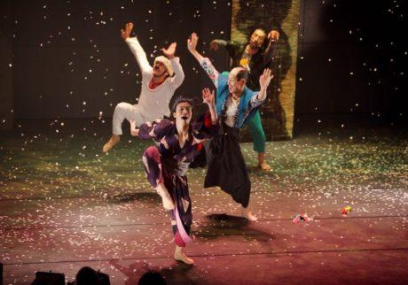 子どもと大人のためのダンス「日本昔ばなしのダンス」の新作が登場!