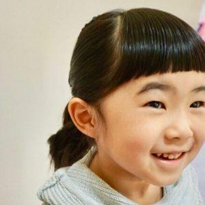 <span>子どものヘアスタイル</span> 卒園式&入学式に! ママにも簡単、ハートのヘアアレンジ【写真解説つき】