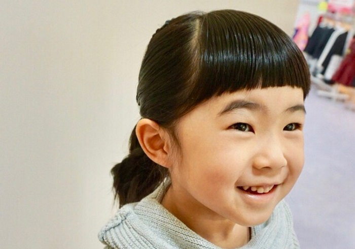 卒園式&入学式に! ママにも簡単、ハートのヘアアレンジ【写真解説つき】