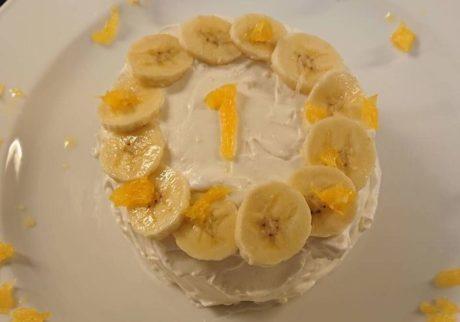 【チュートリアル福田の育児エッセイ・25】1歳の誕生日ケーキに息子は無反応…