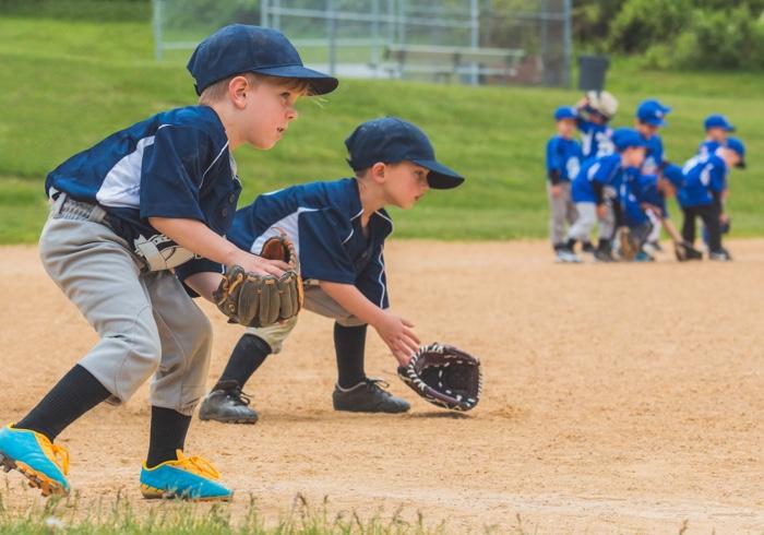 おっとり男子の野球生活