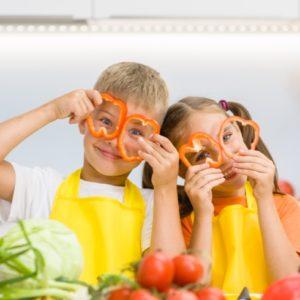 野菜がきらいでも克服できるかも?子どもと一緒に作れる栄養満点メニュー