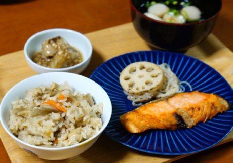 1日30品目は昔の話。もっと気楽に家族の食事を作りましょう。