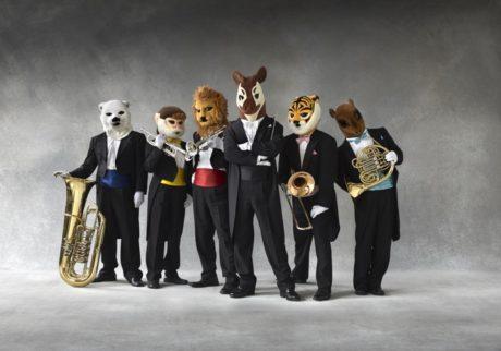 「0歳からのオーケストラ~ズーラシアンブラス meets 東京交響楽団~」開催