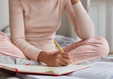 毎日の連絡帳、書くことが思いつかない場合どうすれば良い?