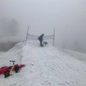 遅い春、GWも雪遊びと季節外れの絵本。想定外のこともあった信州ドライブ