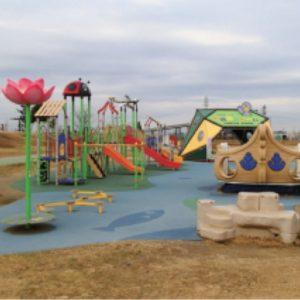<span>Let's play at the park!</span> 子どもたちも大喜び!関東近辺の遊具が楽しい公園4選【家族で週末の公園へ!】