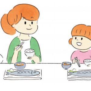 <span>3・4・5歳向け</span> 子どもがお魚ギライにならないために。楽しくきれいに!お魚の食べ方