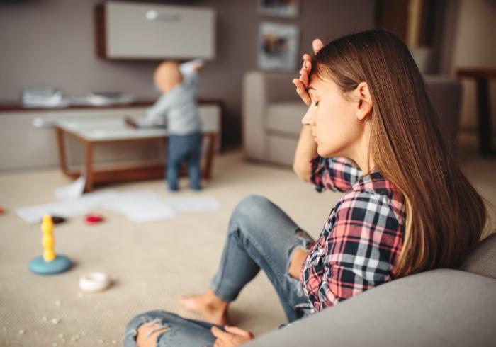 子育て疲れで「脳腸疲れ」?精神科医が教える子育て中のストレス対策