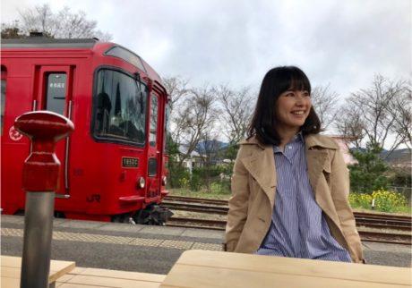 九州内を走る魅力ある観光列車のひとつ「特急ゆふいんの森号」【ママ鉄・豊岡真澄の親子でおでかけ】