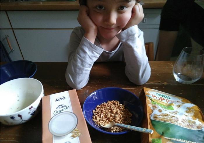 乳製品でも多様な選択肢、ベルリン子育ての食卓