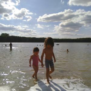 夏のベルリンは本当に最高。夏定番の遊び場「湖」そして親にも人気な「屋外プール」