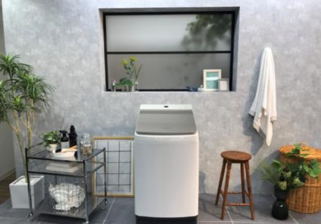 わんぱくな子どもの衣類もすっきりキレイ!アウトドアが増える時期に頼もしい最新縦型洗濯機3選